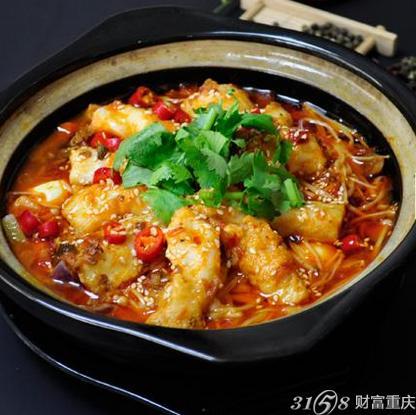 巧仙婆砂锅焖鱼饭快餐招商加盟