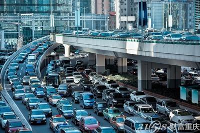清明节高速堵车