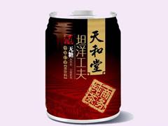 坦洋工夫饮料 茶饮中的功夫熊猫
