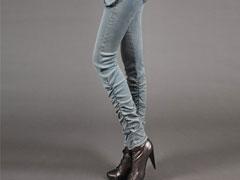 丰泽牛仔裤 美只献给两条腿