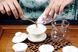 茶烟轻飏落花风 有一种人生滋味叫茶艺