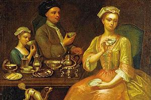 法国茶文化的形成 茶叶是中国给世界的礼物