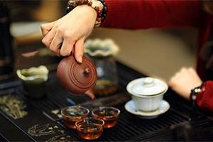 茶道礼仪 温杯烫壶有什么作用