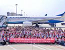 厦航打造定制航班 助力厦大马来西亚分校首届中国学生启程