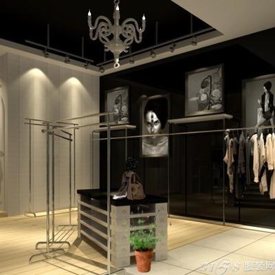 服装店陈列设计几大原则不可忽视