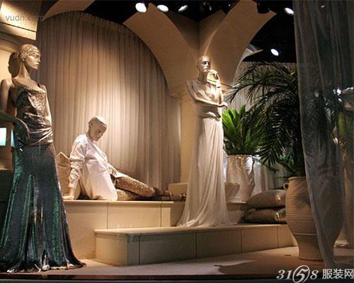服装店陈列不只是摆设-3158服装网