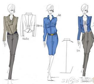 在中国服装设计师协会副主席兼秘书长张庆辉看来