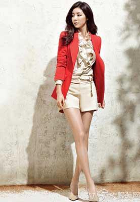 35岁的女人穿衣搭配技巧之颜色搭配整体搭配和搭配