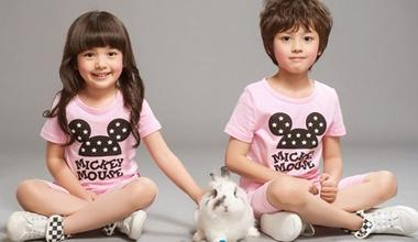 波米熊品牌童装赚得更多的利润