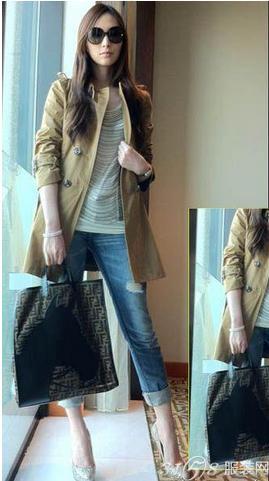 牛仔裤搭配什么鞋子好看?轻松玩转时尚圈!