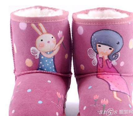 冬天儿童不得不穿雪地靴的几大理由!