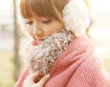 韩式围巾的各种围法 跟着学做时尚女神!