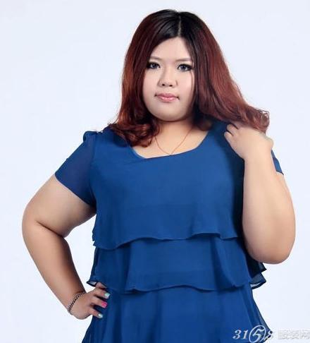 胖女生适合穿什么裙子?