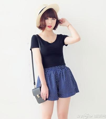 夏季胖女孩穿衣搭配图片 穿出你的自信来!
