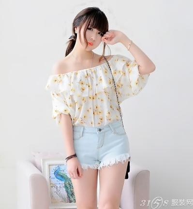 微胖女孩夏天穿衣搭配 穿出你的时髦感