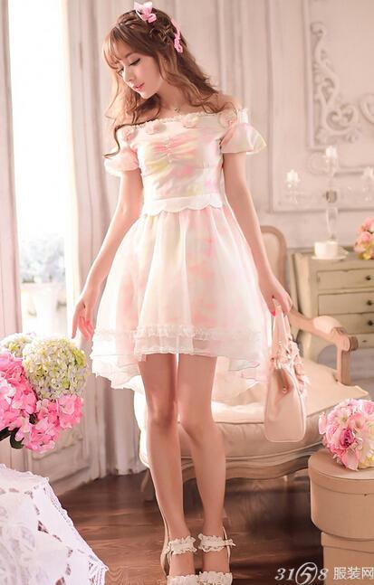 日系甜美风服饰怎么样 时尚可爱潮流-3158服装加盟网