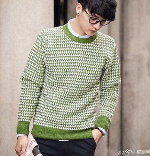 韩国时尚男士服装搭配推荐