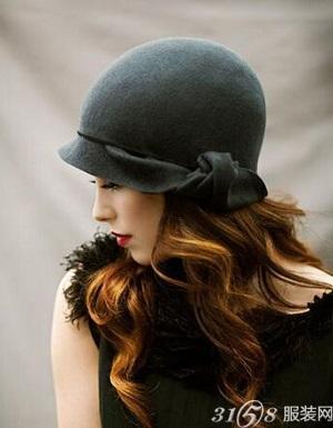 圆脸适合什么样的�yg�_圆脸适合什么帽子?圆脸妹子挑选什么样的帽子?