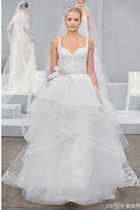 孕妇穿什么婚纱好看