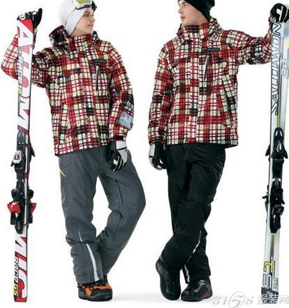 什么品牌的滑雪服好