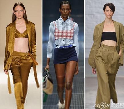 2017春季女装流行趋势