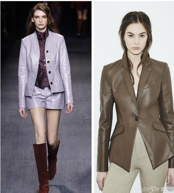 2017大衣流行款式