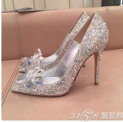 冬天结婚穿什么鞋子
