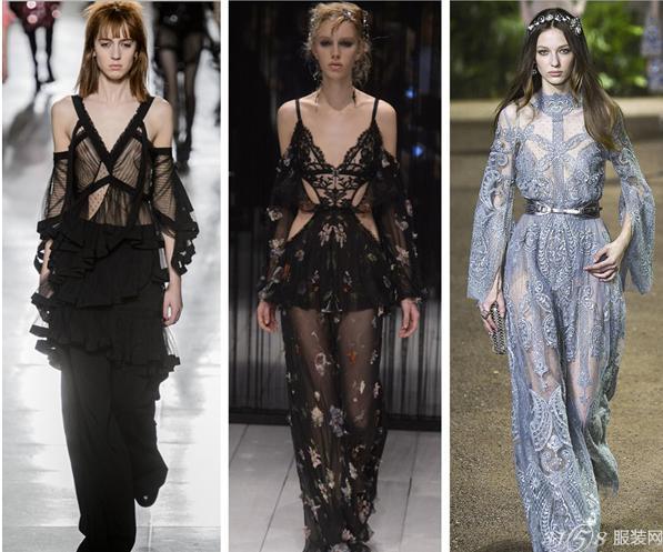 2017年女装流行趋势