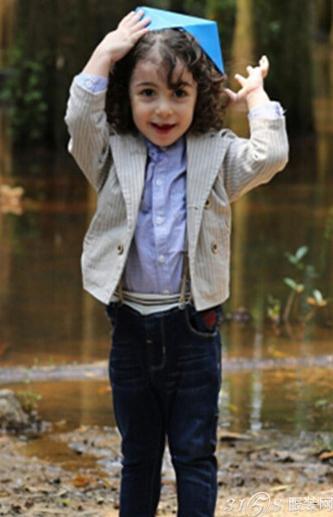 儿童冬季打扮-3158服装加盟批发网