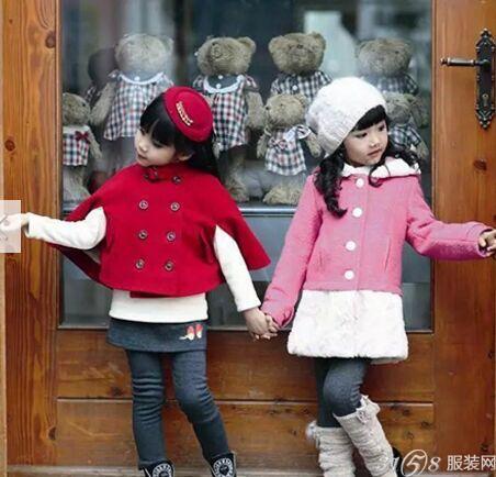 成长衣派童装加盟