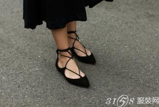 2017春夏女鞋流行趋