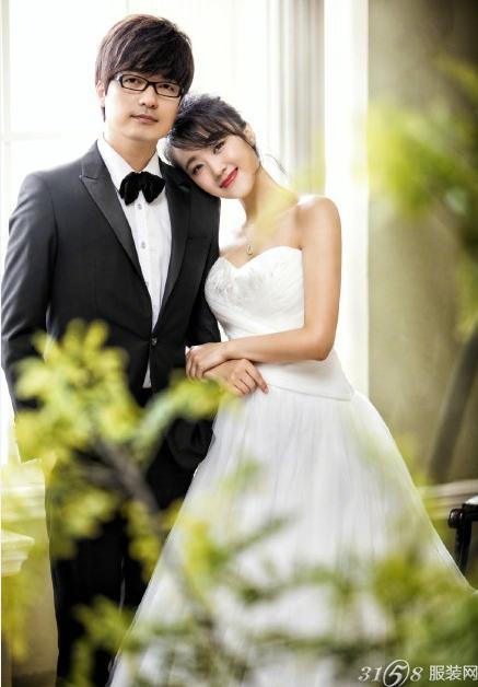 玖月奇迹浪漫婚纱照曝光 婚礼将于年内举行