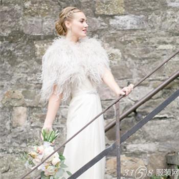 新娘婚纱礼服怎么选合适?