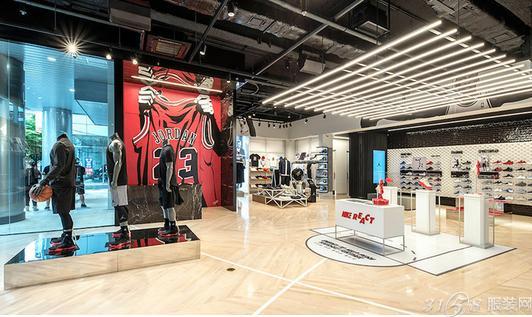 Jordan首尔宏大店今日开业