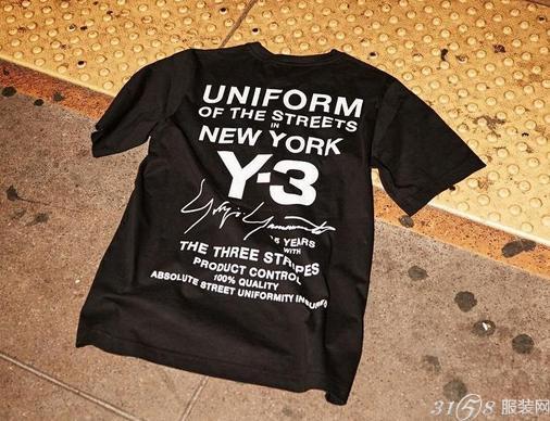 Y-3 15 周年别注系列纪念T-Shirt什么时候发售?