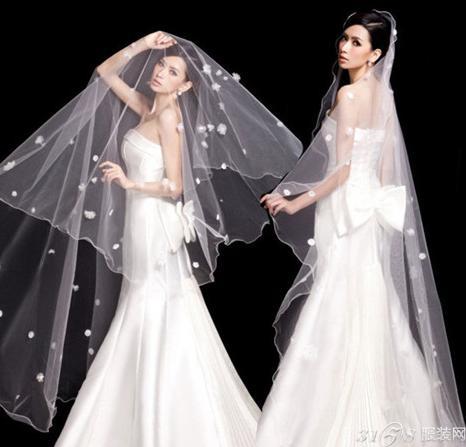 手臂粗穿哪种婚纱好看?