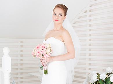 婚纱尺寸怎么选