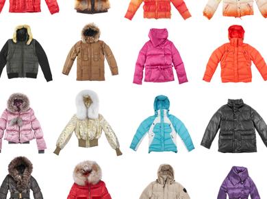 冬季羽绒服进货需要注意些什么