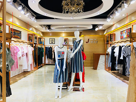 气质女装开店选什么品牌?气质女装加盟哪家好?