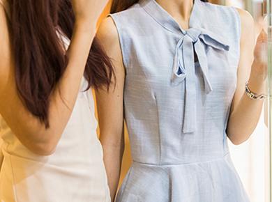 衬衫裙怎么搭配时髦