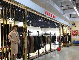 开一家YOSUM女装店前期一共投入多少资金?