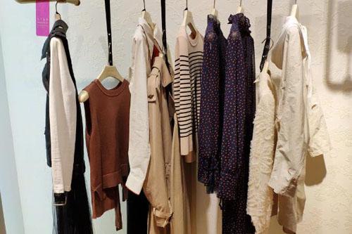 开一家CM女装店总投资多少