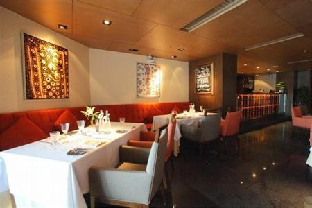 广州浪漫餐厅:塞纳河法国餐厅高清图片