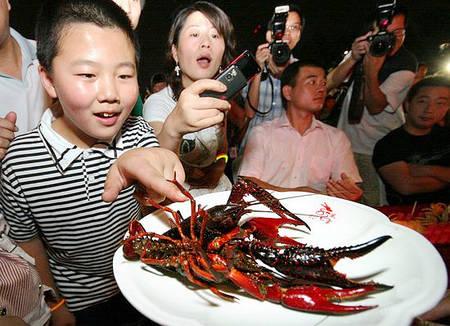 """吃货必知:小龙虾""""尝鲜""""攻略"""