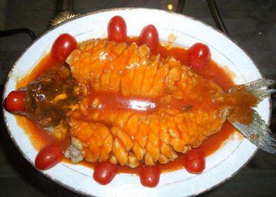 松子鱼的做法松子鱼有什么诀窍