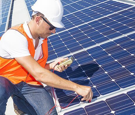 晶澳阳光光伏发电加盟代理利润有多少?