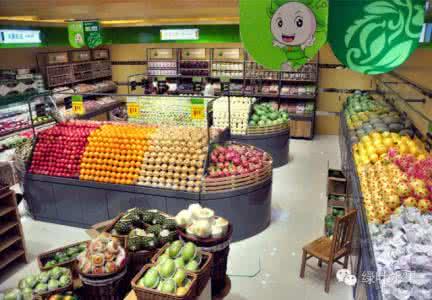 绿叶水果店可以吗