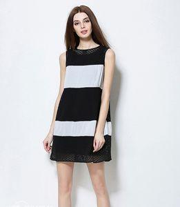 夏天无袖连衣裙哪些款式比较显瘦-无袖连衣裙怎么穿不显胖