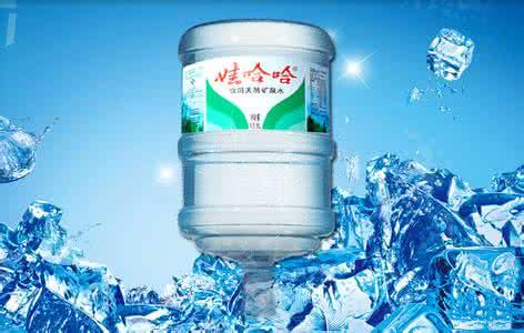 县城代理娃哈哈桶装水一年利润有多少