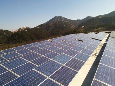 酷米阳光太阳能投资成本大概要多少钱